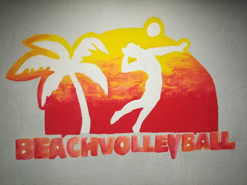 k-Beachvolleyball A