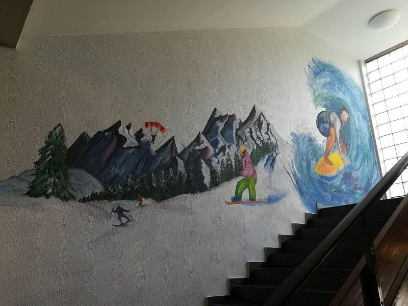 k-Treppenaufgang